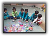 Diya making 2